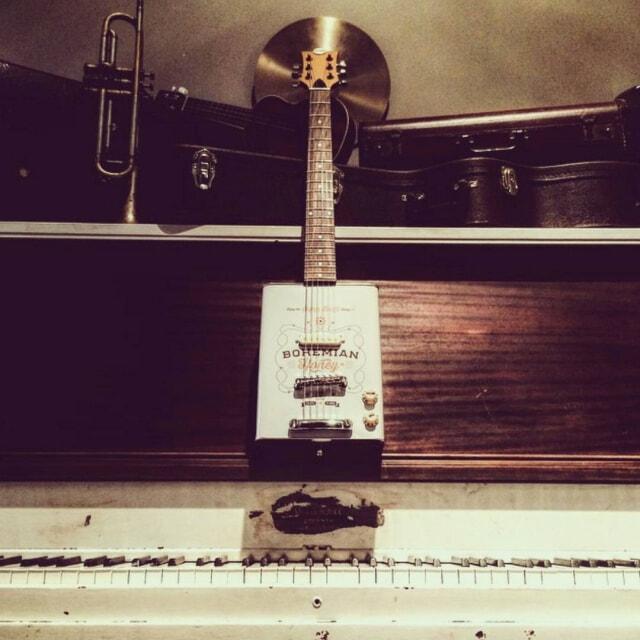 Bohemian guitars - Honey et piano