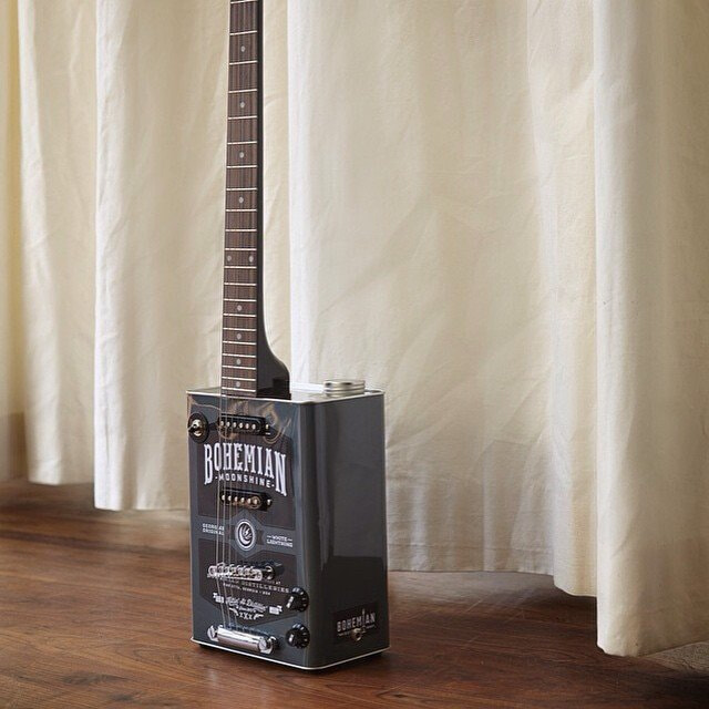 Bohemian guitars - Moonshine