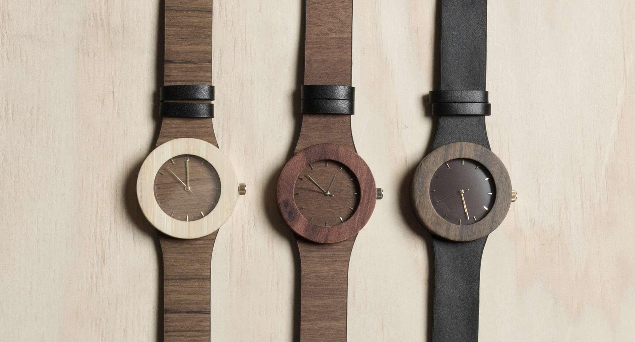 Analog watch & co