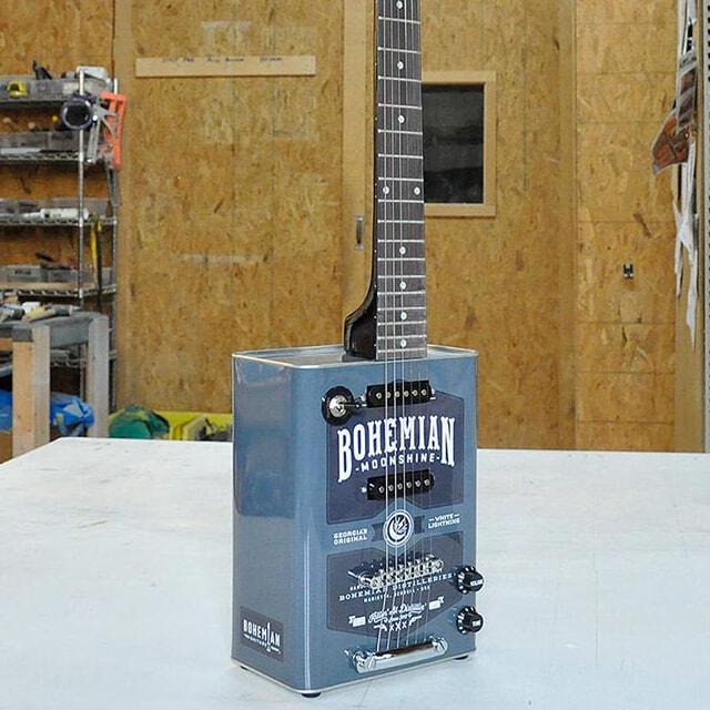Bohemian guitars - Moonshine 3