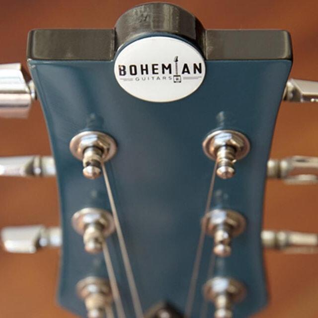 Bohemian guitars - Moonshine tête