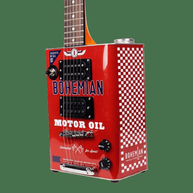 Bohemian guitars - Motor oil