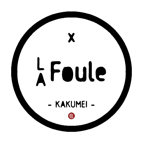 La foule by Kakumei - Innovations et design par nature
