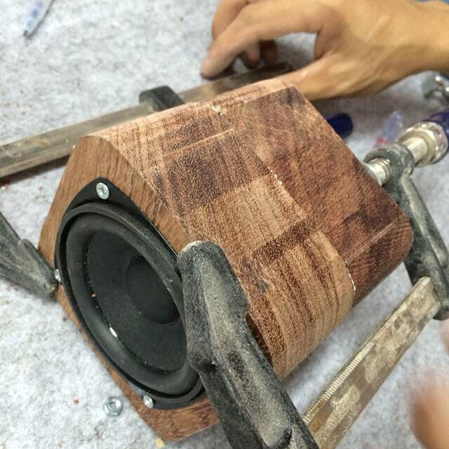 Sugr cube - Fabrication 2