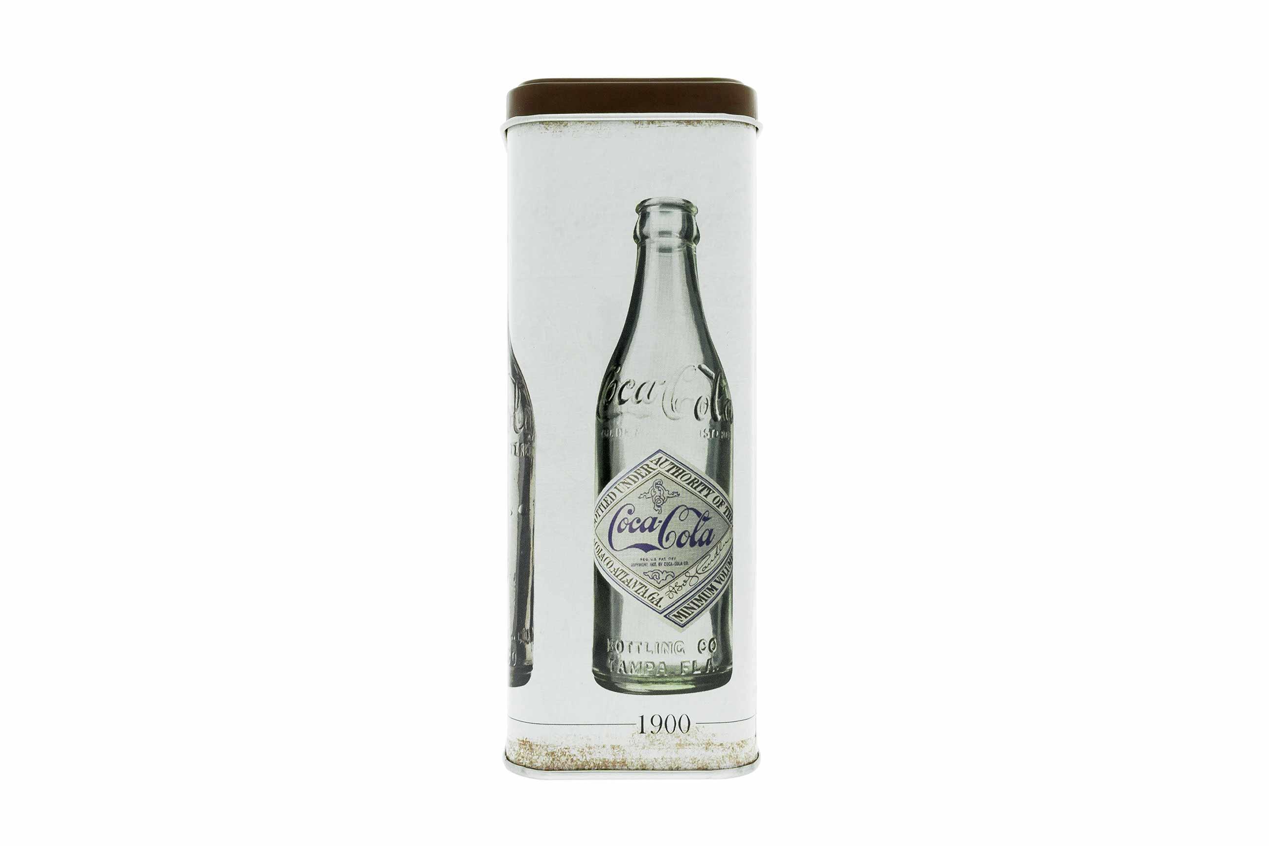 Kakumei - Packshot - Photo de produit - 360 - Site internet vitrine - Boite Coca Cola Vintage - Cote 1900