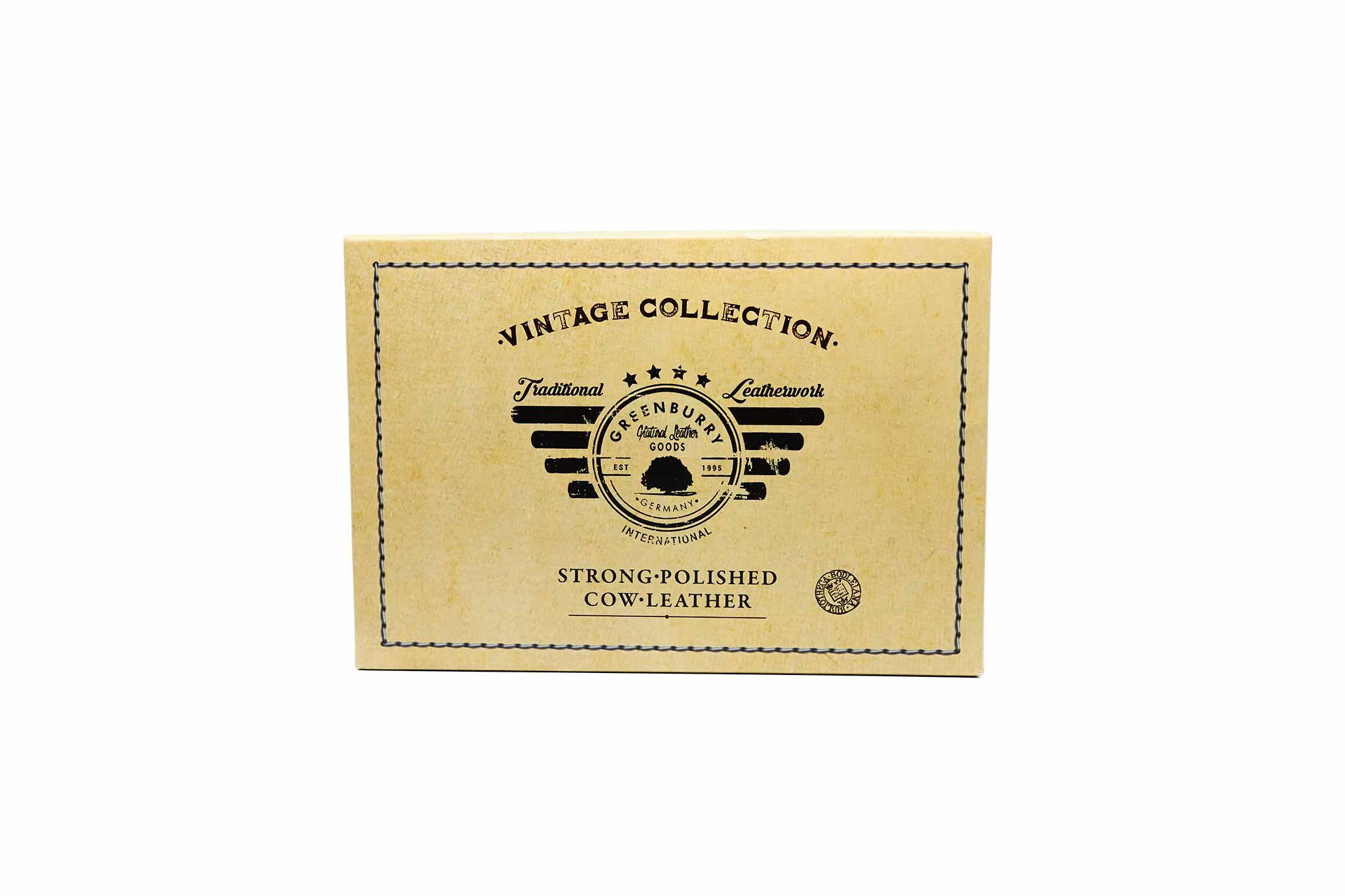 Kakumei - Packshot - Boite Vintage