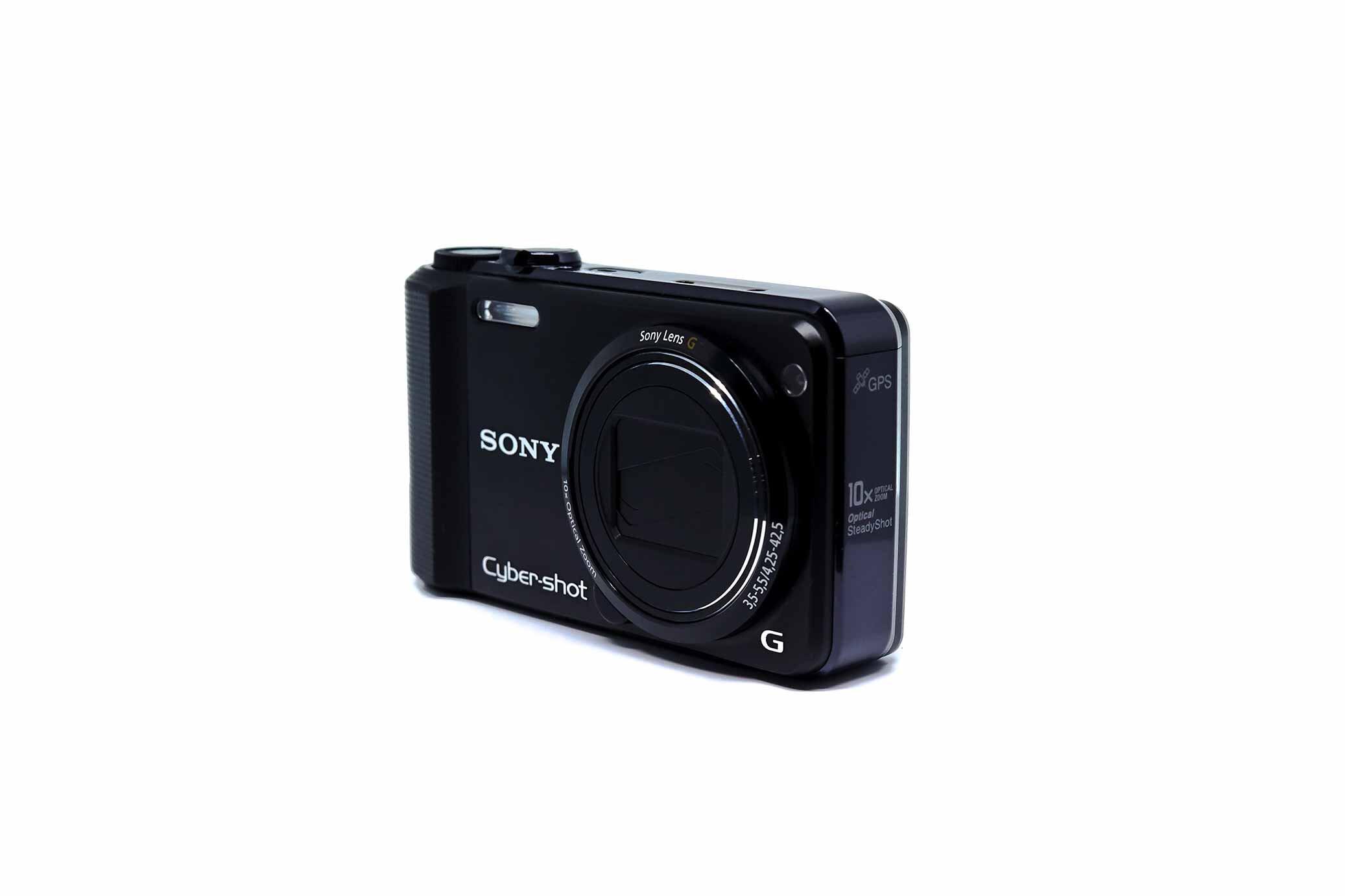 Packshot - Photo de produit - 360 - Site internet vitrine - Sony - Cybershot